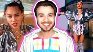 Mark Ronson - Nothing Breaks Like a Heart ft. Miley Cyrus [REACTION]