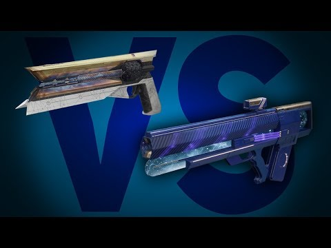 Sunshot vs Graviton Lance Masterwork & More (PvP Review & Breakdown) -  Drewskys Channel