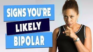 Bipolar Disorder vs Depression - 5 Signs You're Likely Bipolar
