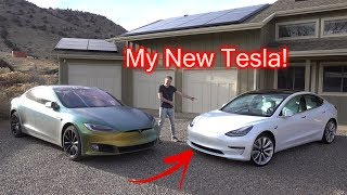 I Bought a Tesla Performance Model 3!