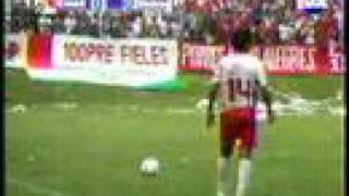 preview picture of video 'Gol  USAC Vrs Deportivo Coatepeque 11 Mayo 2008'