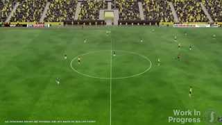 Clip of Football Manager 2015 (2014)