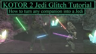 KOTOR 2 Jedi Glitch Tutorial