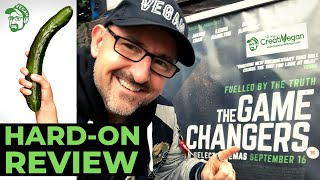 THE GAME CHANGERS 🏋️ HARD-ON REVIEW 🍆The Very CreatiVegan