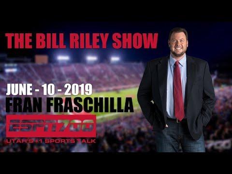 Fran Fraschilla on Utah Jazz free agency and Draft