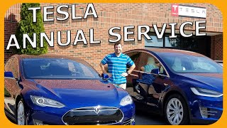 Tesla Annual Service ► Tesla Model S Service What To Expect
