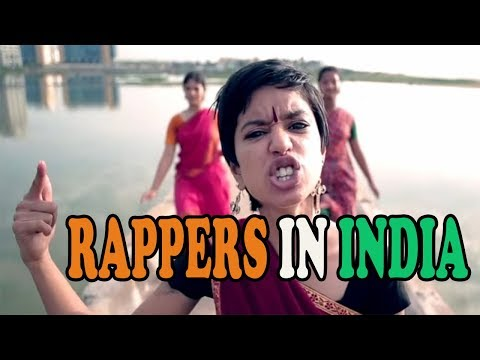 RAPPERS IN INDIA