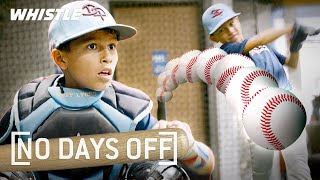 10-Year-Old STUD Baseball Catcher | Next Yadier Molina?