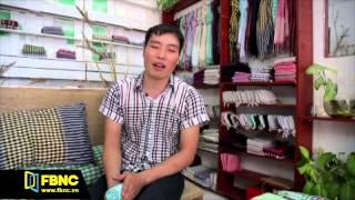 Khăn rằn Nam Bộ: Mốt của giới trẻ