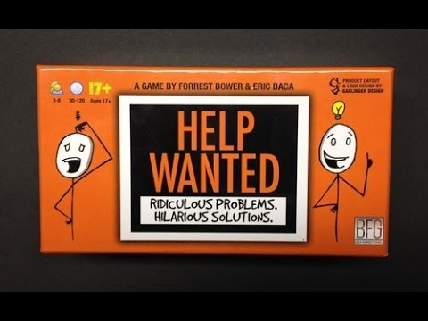 Board Game Brawl Reviews - Help Wanted