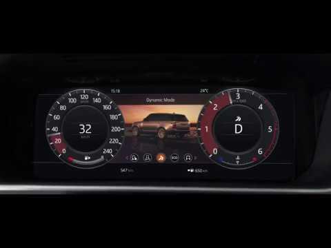 New Range Rover – Refinement