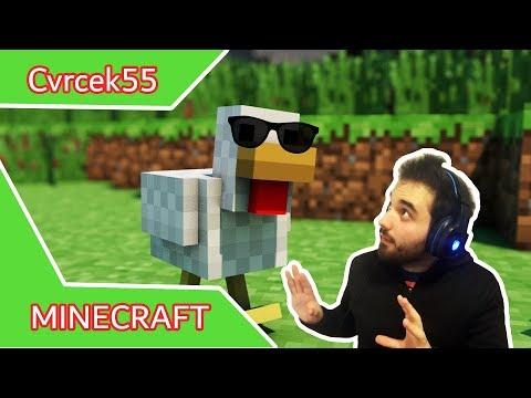 TA SLEPICE SE POMSTÍ! - Let's play Minecraft ep. 01