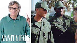 Forrest Gump's Production Designer Breaks Down Lt. Dan's First Scene | Vanity Fair