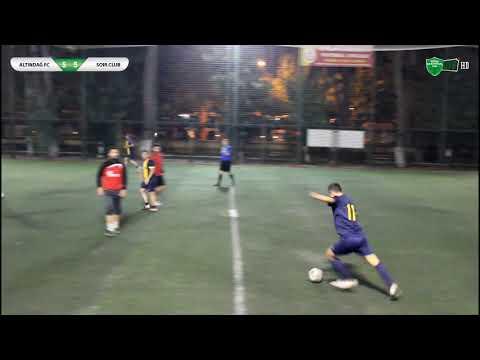 Orta saha çizgisinin hemen arkasından harika bir gol!