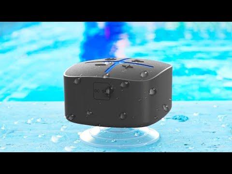 Водонепроницаемая блютуз колонка для душа INWA / INWA waterproof bluetooth shower speaker