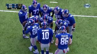 2013 Week 15 - Seahawks @ Giants