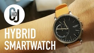 Stylish Alternative to the Apple Watch - Skagen Connected Hybrid Smart Watch Review
