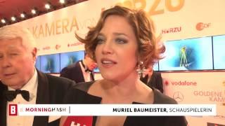"""BUNTE TV - MorningHash: Muriel Baumeister - """"Ich sch**ße auf Size Zero"""""""