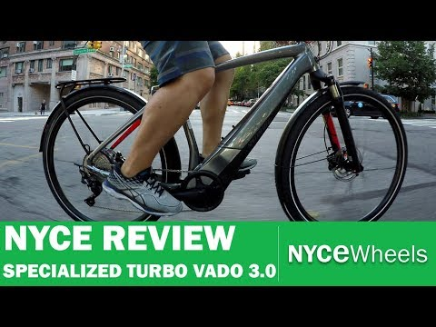 Specialized Turbo Vado 3.0 | Speed Pedelec Electric Bike Review