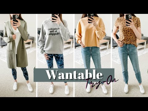 Wantable Try-On March 2021