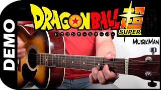 Dragon Ball Super (Opening) 🉐 / Kazuya Yoshii / Demo