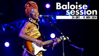 Fatoumata Diawara & Roberto Fonseca   Baloise Session 2014