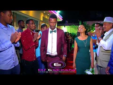 dj eskesta||new ethiopian music 2017||yeshiwase & kasanesh wedding party