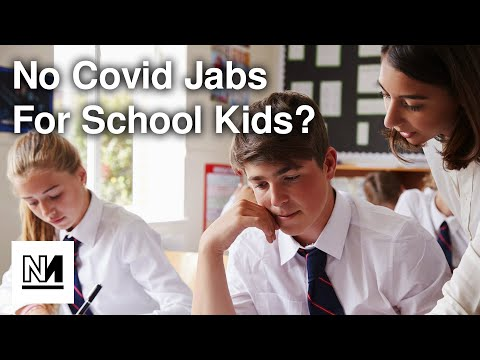 UK Vaccines Watchdog Advises Against Covid Jabs For All Teenagers   #TyskySour