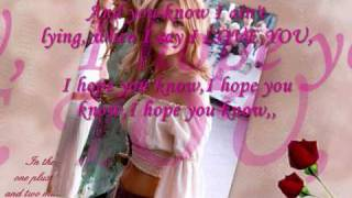 heaven with lyrics-cheryl cole