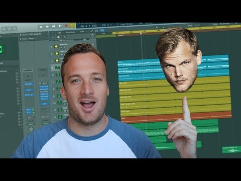 Avicii - Heaven (Remake & Tutorial)