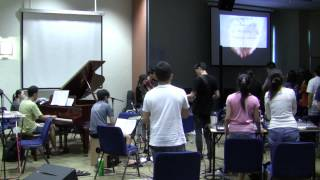 Hear The Call Of The Kingdom (by Keith & Kristyn Getty) - Zion Bishan BP Young Adults Retreat 2013