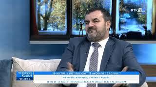 Mysafiri i Mëngjesit - Naim Qelaj 20.11.2020