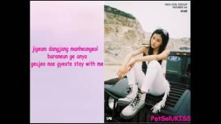 BLACKPINK - STAY Karaoke/Instrumental with bg vocals and lyrics