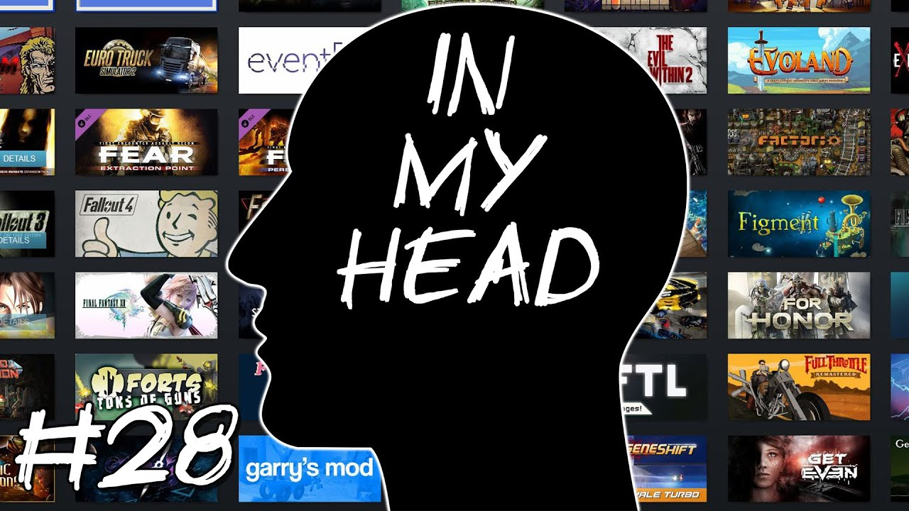 [In My Head] Episode 28 – Backlog Challenge 2019