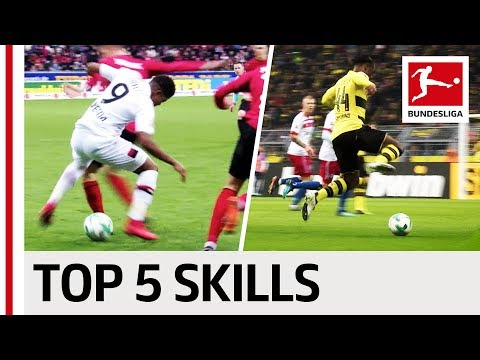 Batshuayi, Bailey And More - Watch The Top 5 Best Skills from February