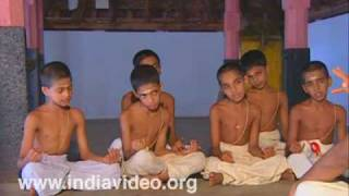Learning the Vedas - the continuing tradition