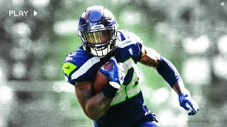 Chris Carson || 2018-2019 Seahawks Highlights ᴴᴰ