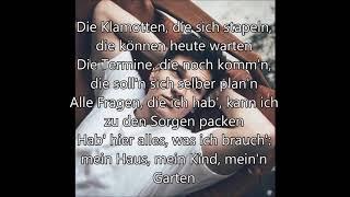 Wincent Weiss Kaum Erwarten Lyrics