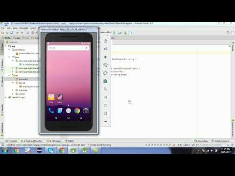 Android Studio - portablecontacts net