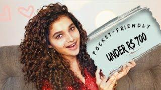 Curly Hair Routine On A Budget 2019!!!!   Shruti Amin