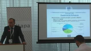 Jaroslav Kračún - Ako EK podporuje obstarávanie inovácií