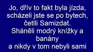 Xindl X čecháček Totáček   Text