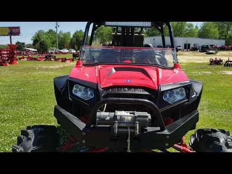 2013 Polaris RZR® XP 900 EFI in Saucier, Mississippi