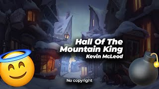 In The Hall Of The Mountain no copyright