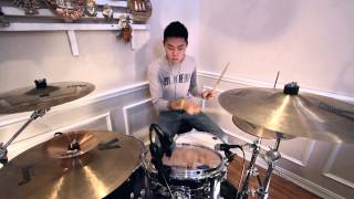 Did You Feel the Mountains Tremble - Jesus Culture (Ft. Martin Smith) (Drum Cover)