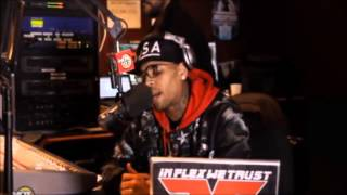 Chris Brown {Started From The Bottom} [Freestyle] Drake DISS!!!!!!