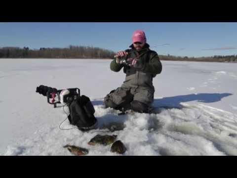 Ice Line – Mono, Fluoro or Braid?