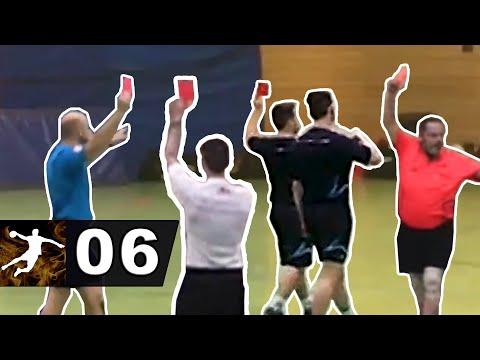 #06 Rote Karten im Handball! | H4ndb4ll-Compilation