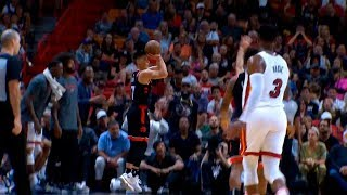 Jeremy Lin Highlights - Raptors at Heat 3/10/19