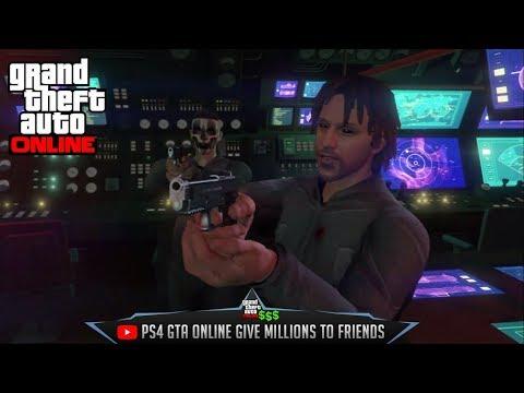 Gta V PART 2 The Bogdan Problem Heist Glitch| Unlimited Cash *link